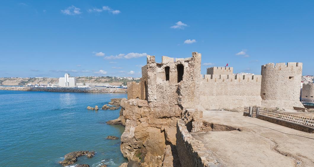 Крепость Дар-эль-Бахар