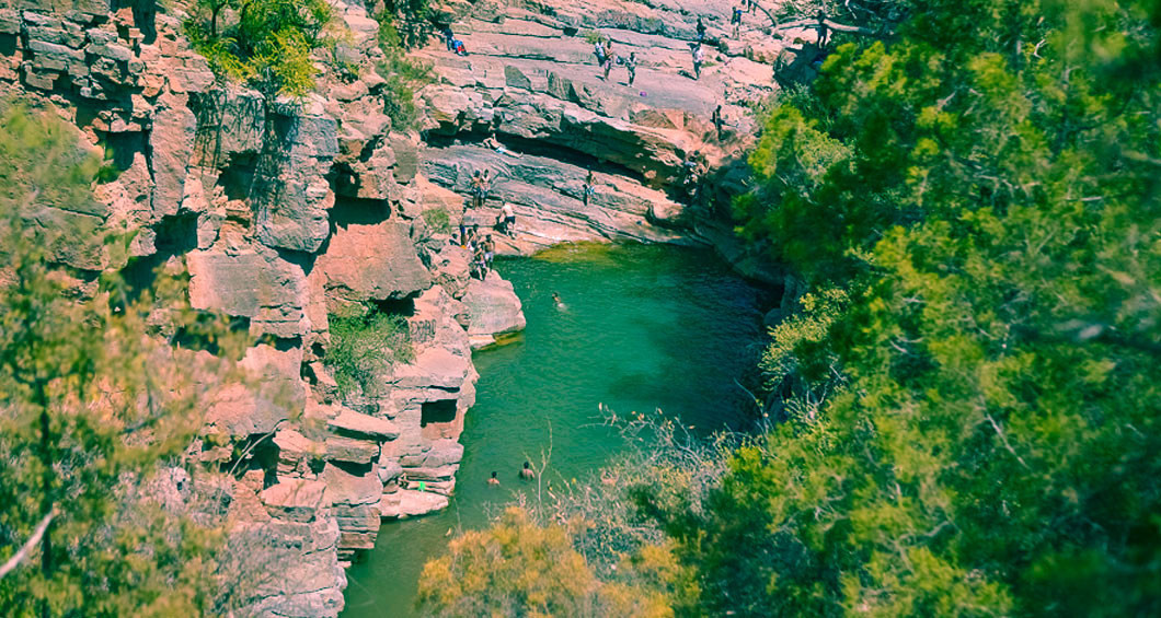 Asif N'tarhat Caves