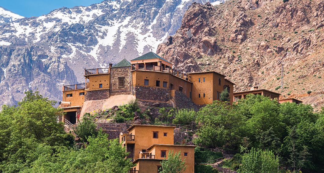 La Kasbah del Toubkal