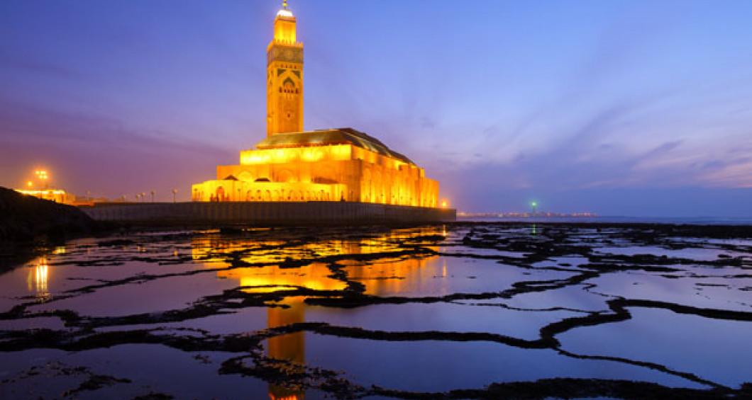 Hassan II-moskén