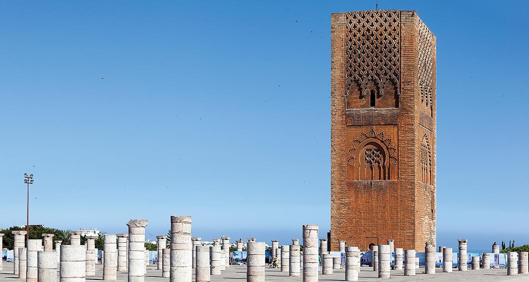 Wieża Hassan