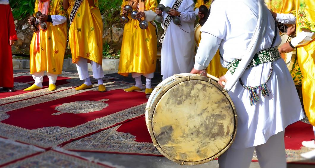 фестиваль в Гнауа
