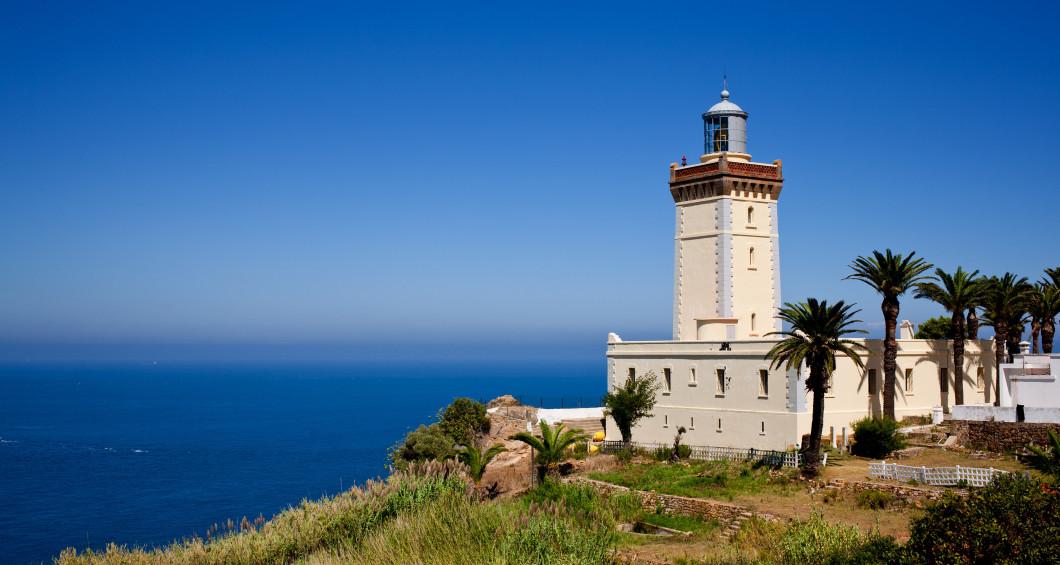 Cape Spartel-Leuchtturm