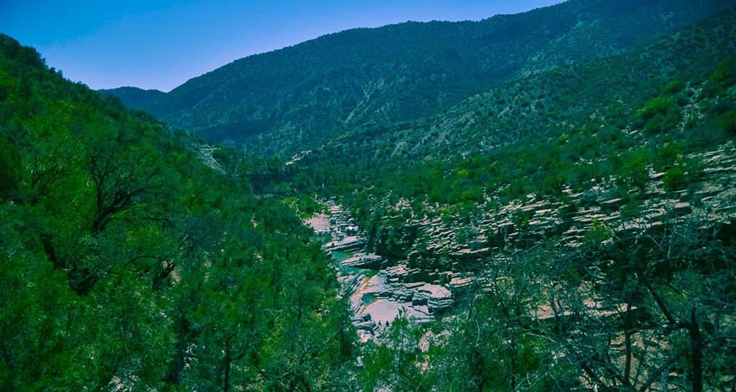 Valle del Paraíso