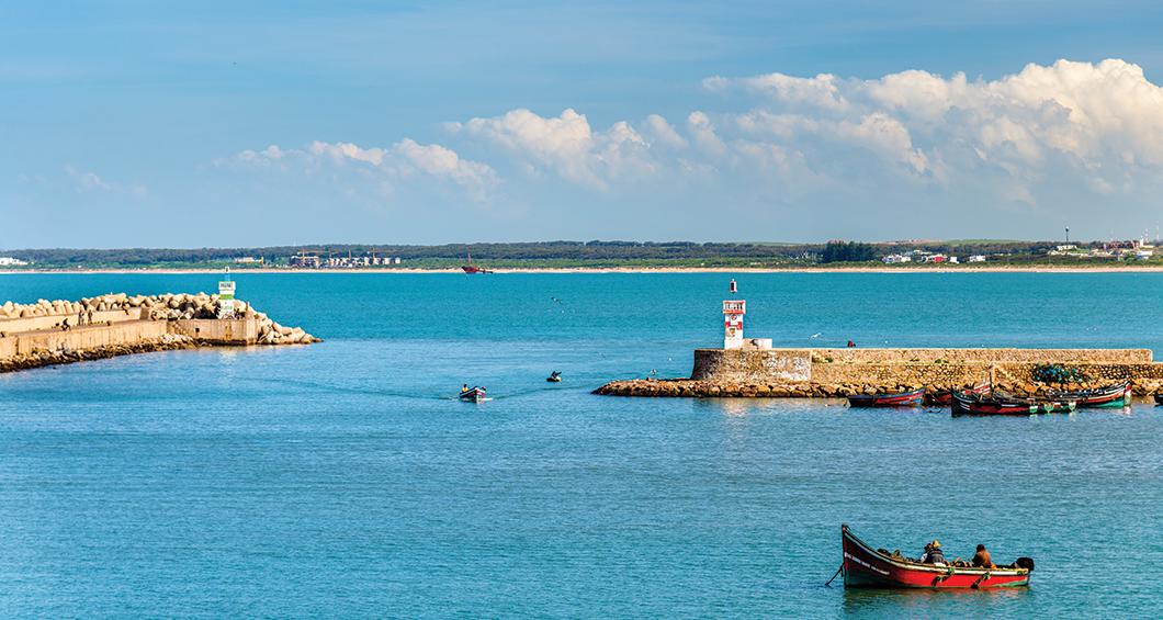 Hafen von El Jadida