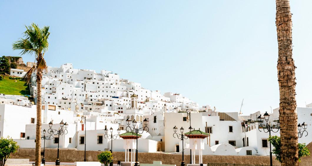 La vecchia Medina di Tetouan