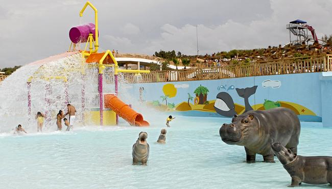ensure a good holiday for your kids in the Aquapark Tamaris Casablanca tourism in morocco