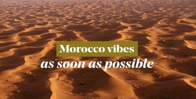 Morocco vibes