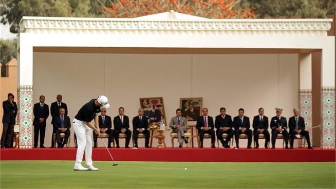 Hassan II Trophy och Lalla Meryem Golf Cup