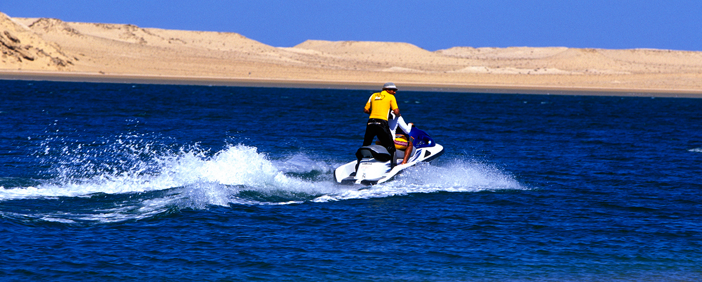 Let the wind be your guide in Dakhla