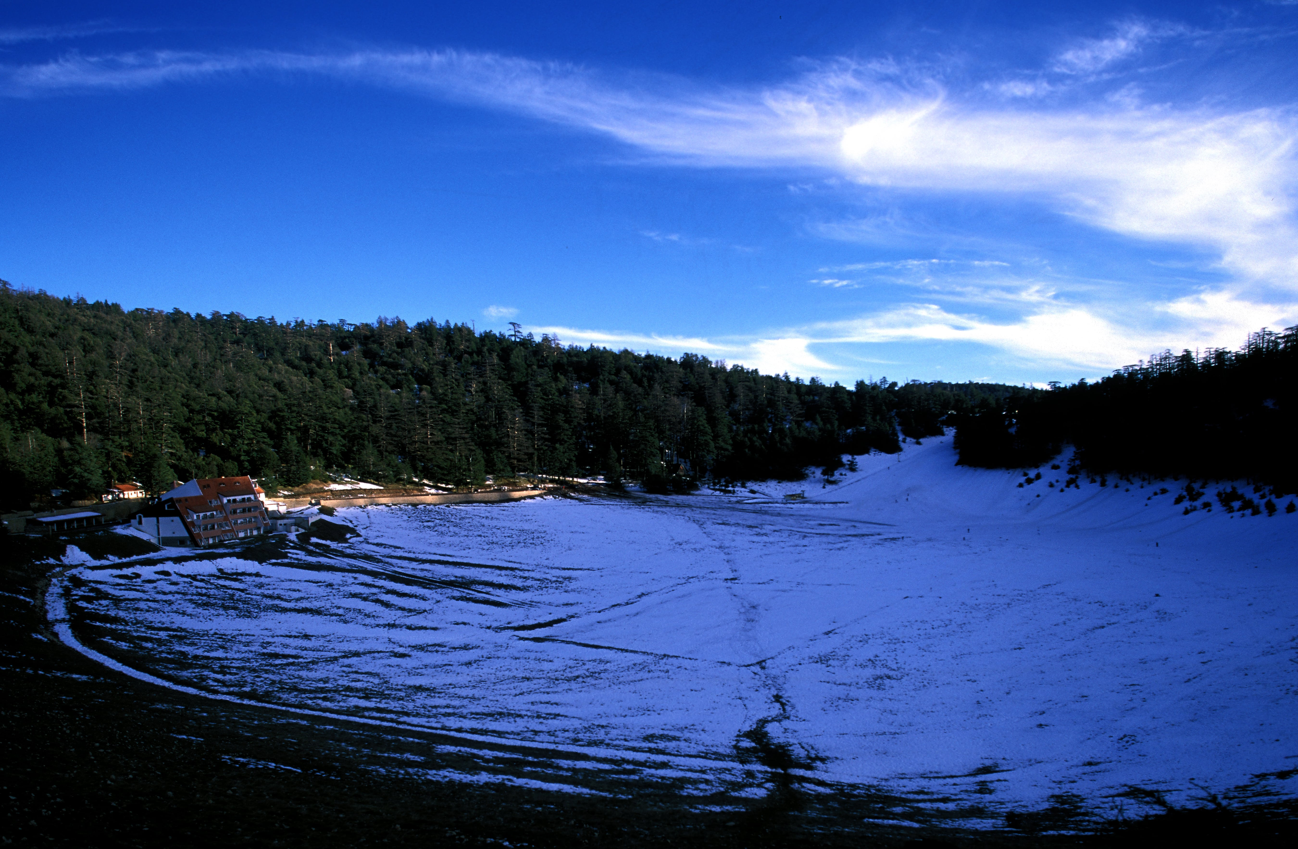 Ifrane i naturversion