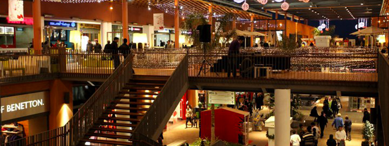 marrakech, centre commercial, gallerie shopping al mazar