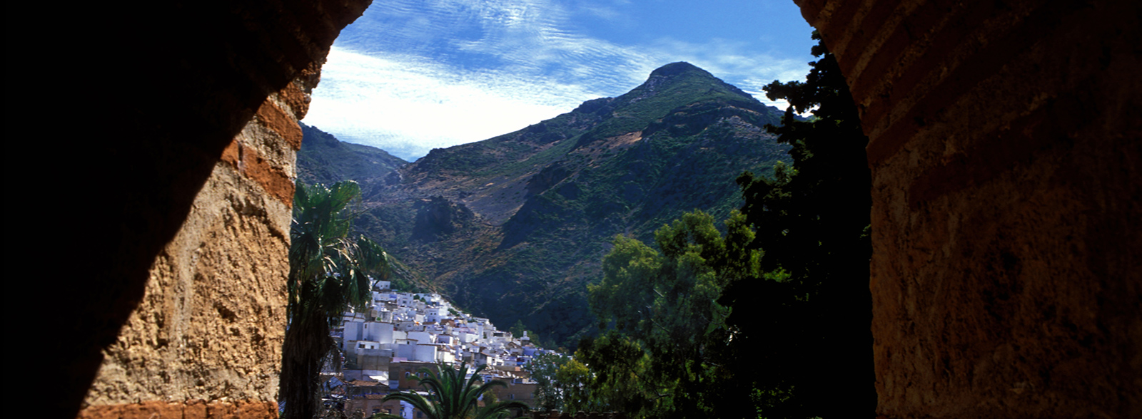 The natural beauty of Chefchaouen