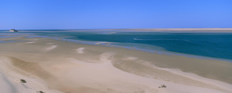Une lagune mythique