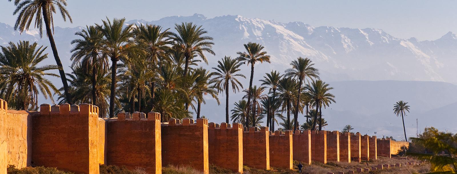 Marrakech-monuments -murailles