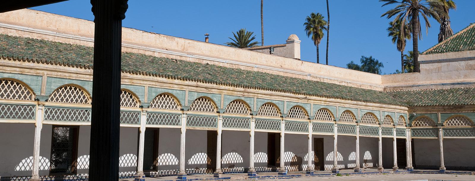 MARRAKECH-palais-Bahia