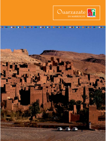 Ouarzazate oficina nacional de turismo de marruecos for Oficina de turismo de marruecos