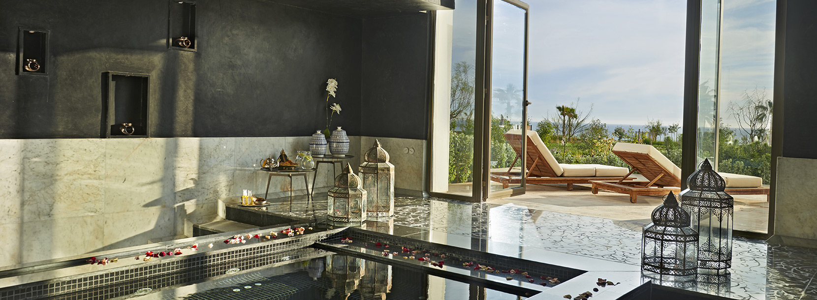spa in taghazout take a time for yourself and relaxe tourism in morocco