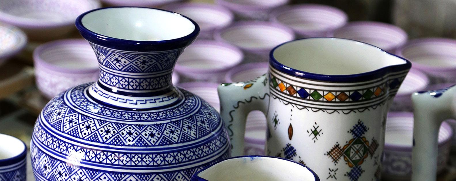 artisanat poterie