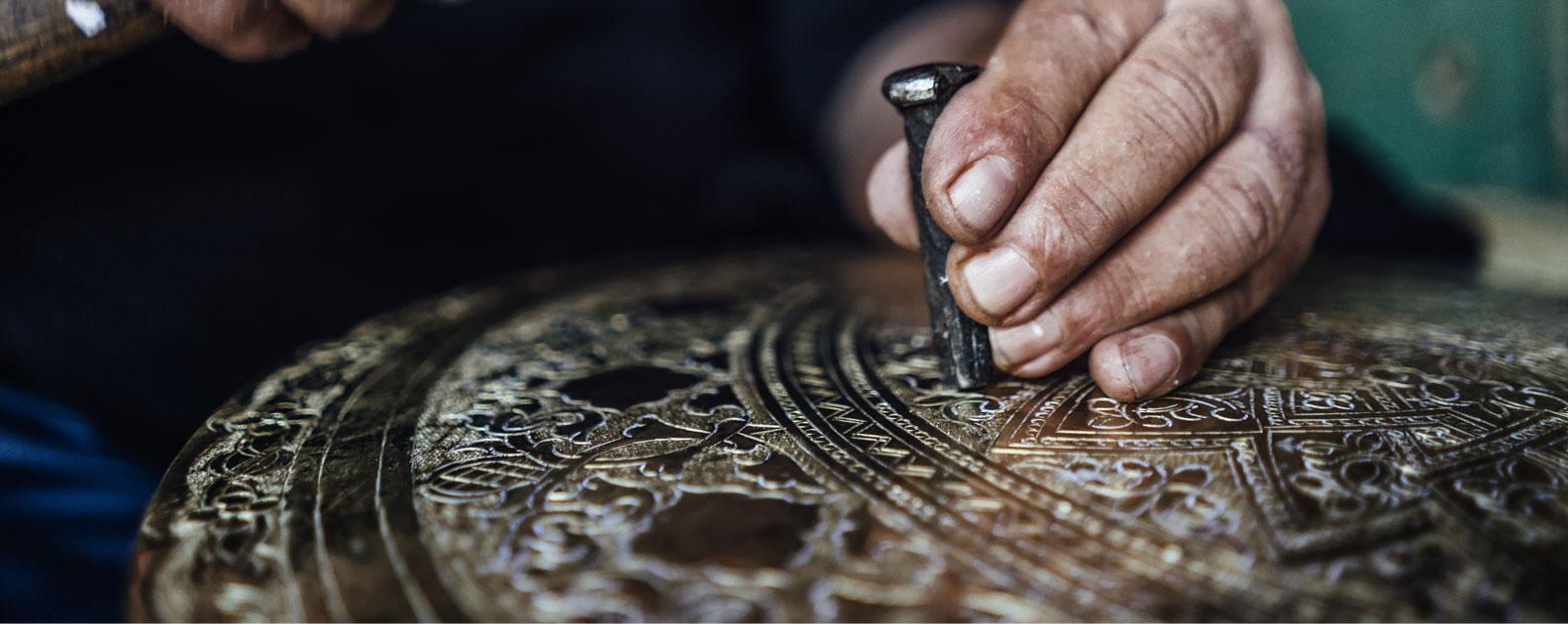 artisanat traditionnnel