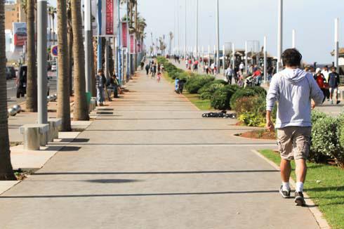 Касабланка и море развлечений