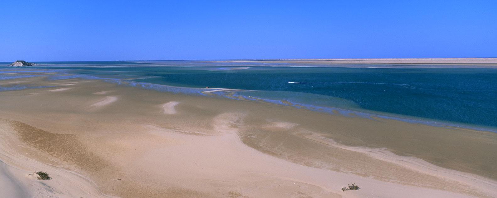 lagune de dakhla