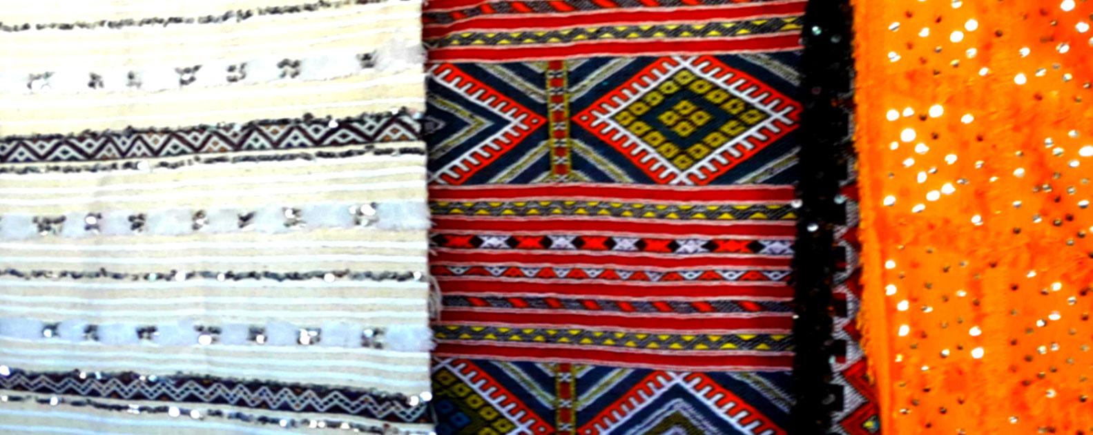 Shopping artigianale berbero a Taroudant