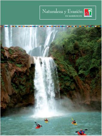 Nature adventure oficina nacional de turismo de marruecos for Oficina de turismo de marruecos