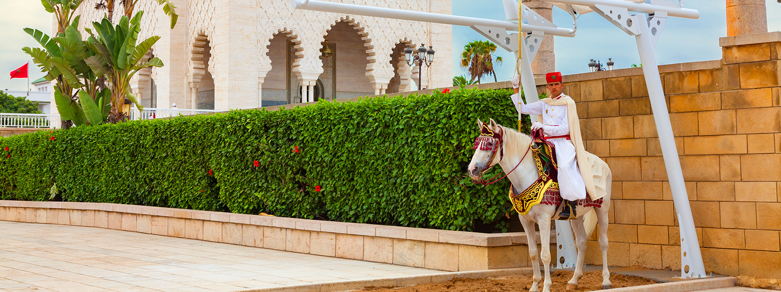 rabat Mausolée Mohammed-V Kasbah des Oudayas Chellah