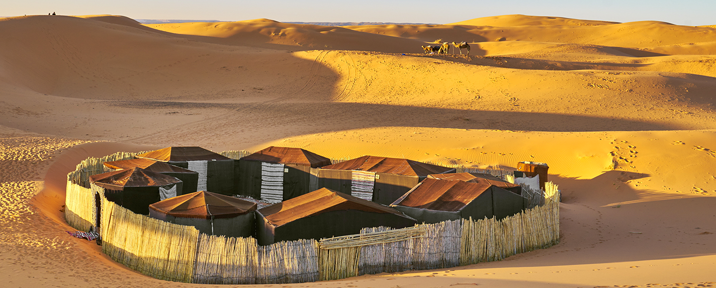 The dazzling nature of southern Morocco