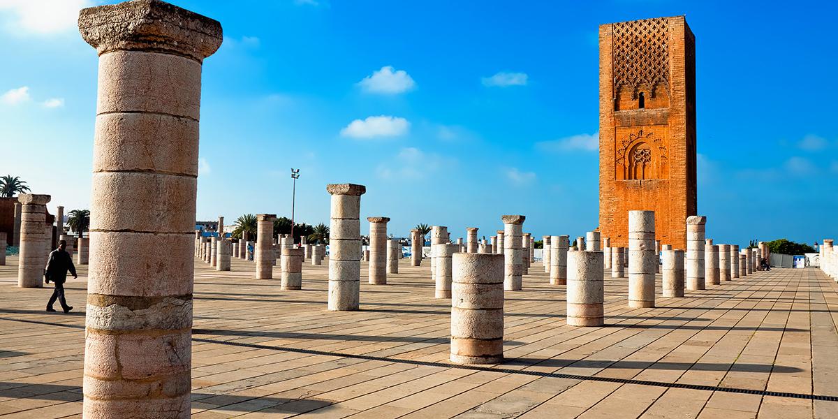 Marokkanische Gärten