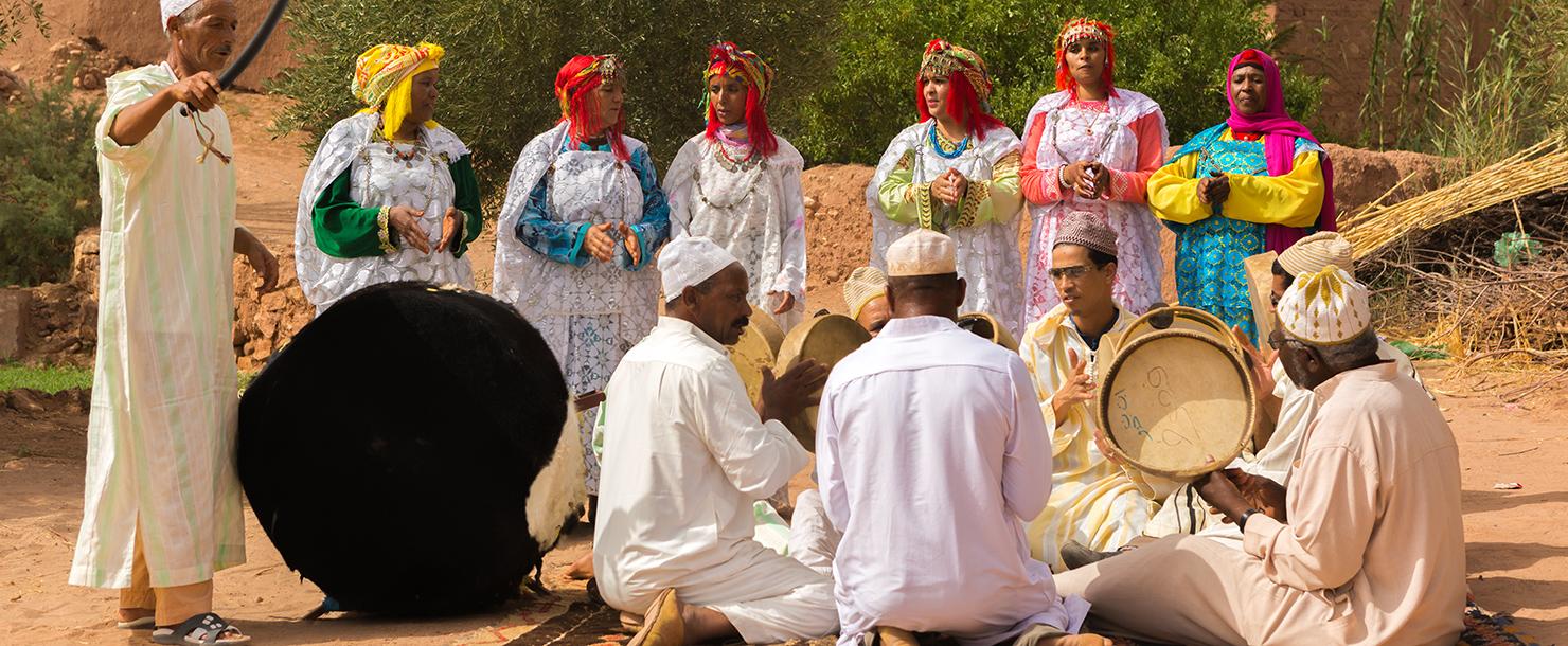 folklore amazigh  dance