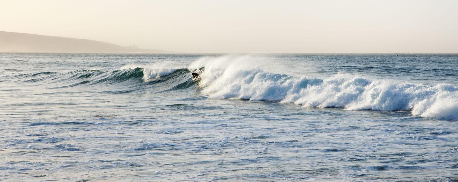 Surfen und Ausflüge