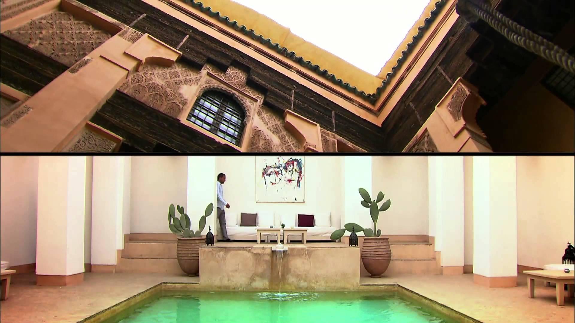 A la rencontre de... Abdellatif Ait Bed Abdellah - conservateur de ryads à Marrakech