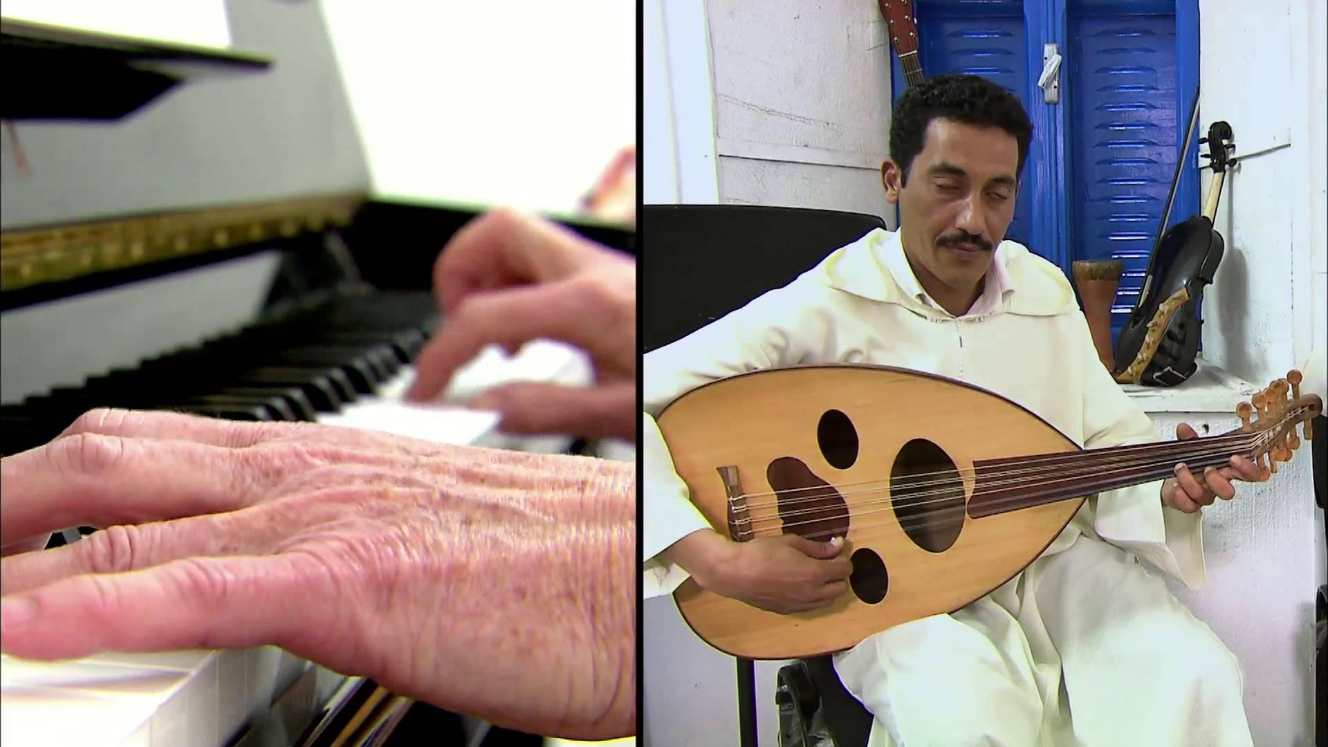 A la rencontre de... Amara Abdessamad - Conservatoire de musique à Essaouira
