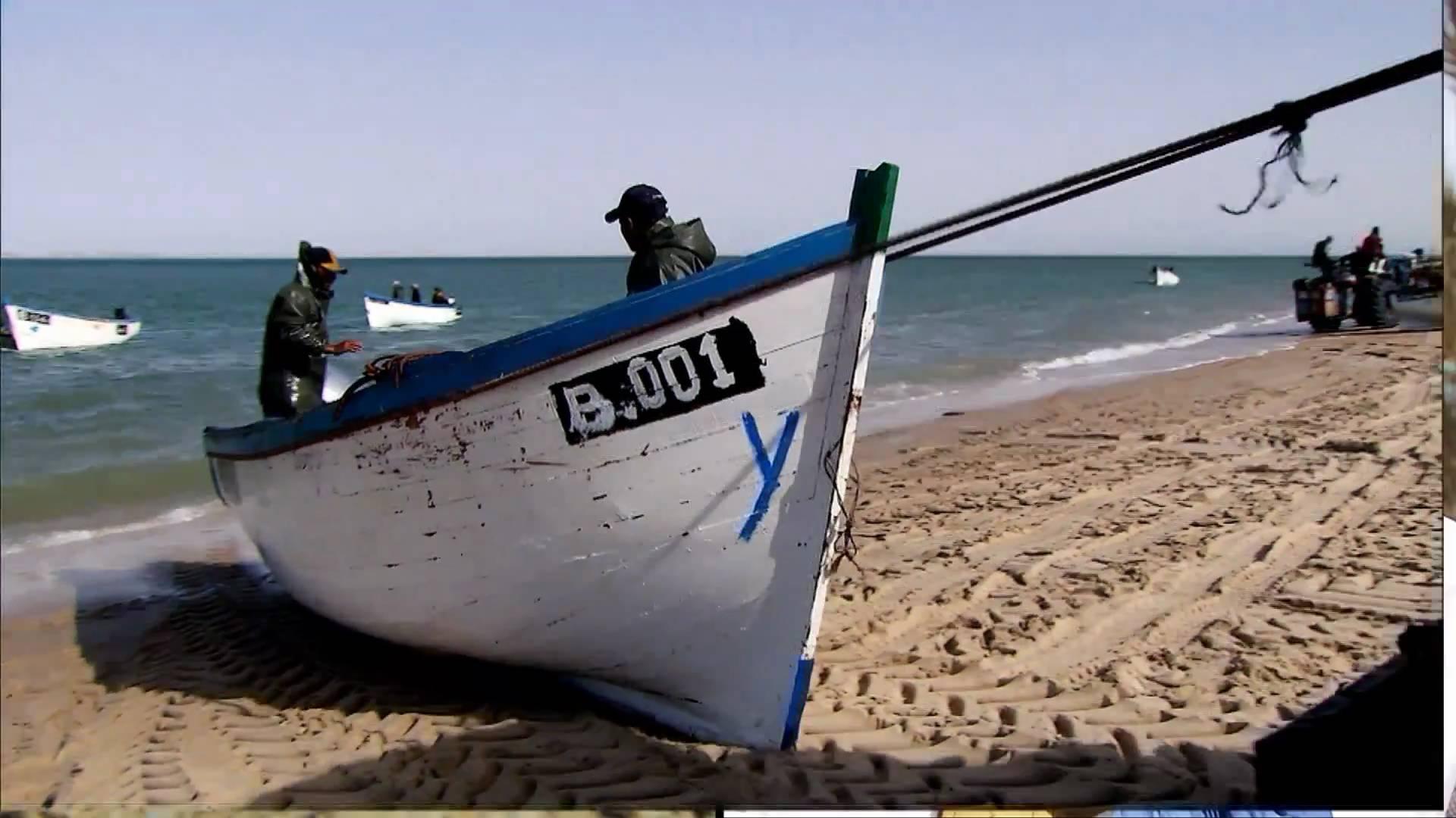 Dakhla - Pêche surfcatsing