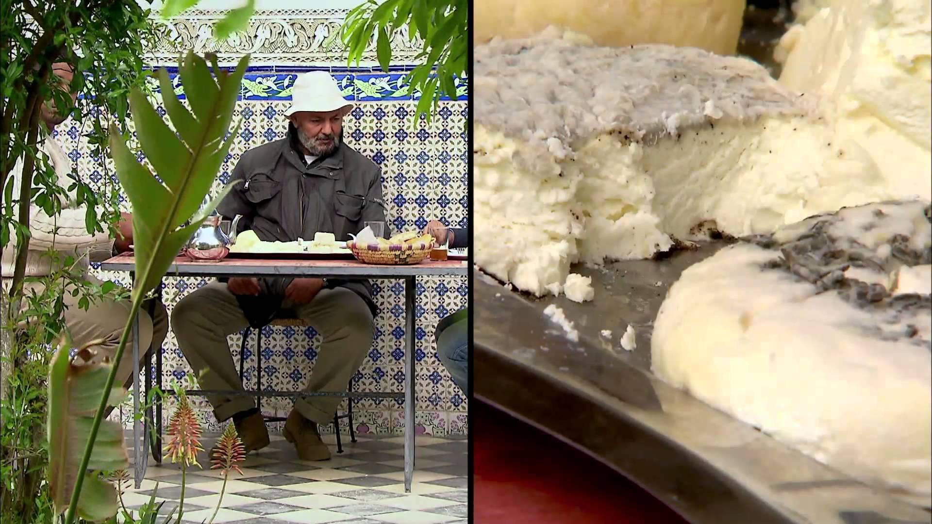 A la rencontre de... Abderrazak Khoubbane - fromager à Essaouira