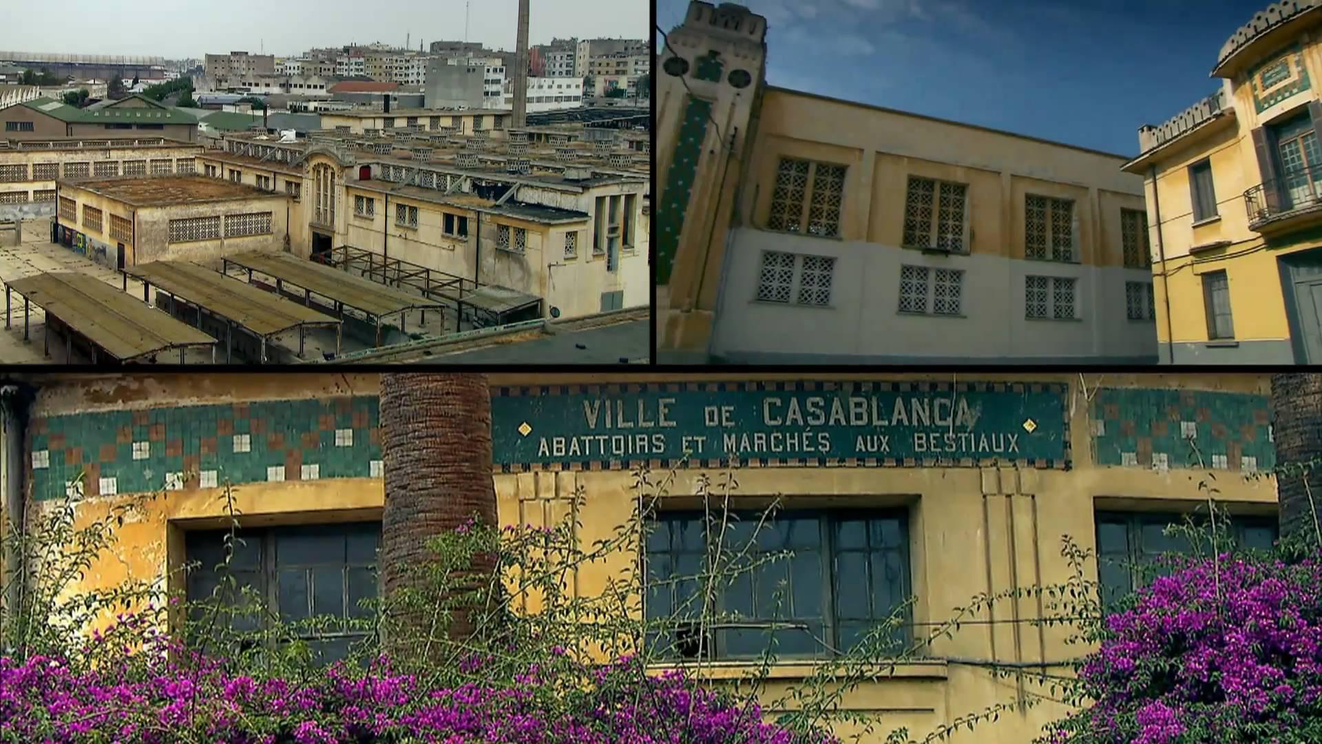 Casablanca - Patrimoine Architectural