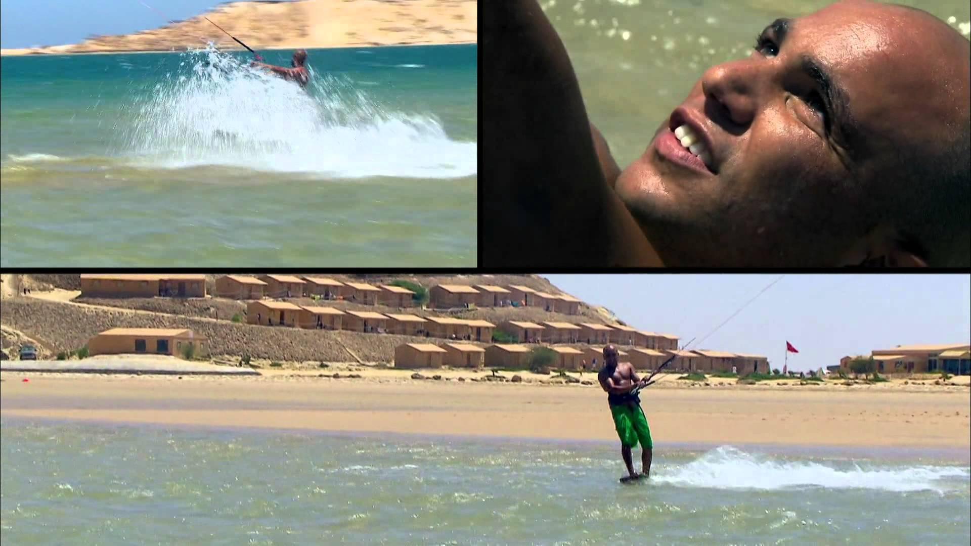 à la rencontre de... Soufiane Hamaini - Champion international de kit surf à Dakhla