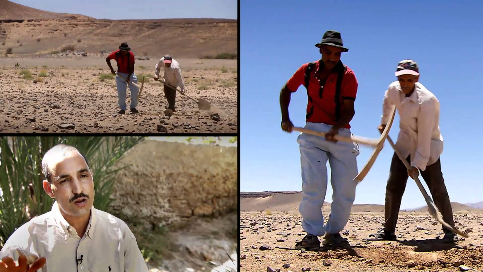 Akka - Archéologue