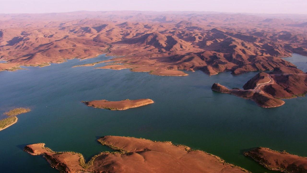 #MarocVuDuCiel, Extraits: Vallée du Drâa, Telouet, Merzouga