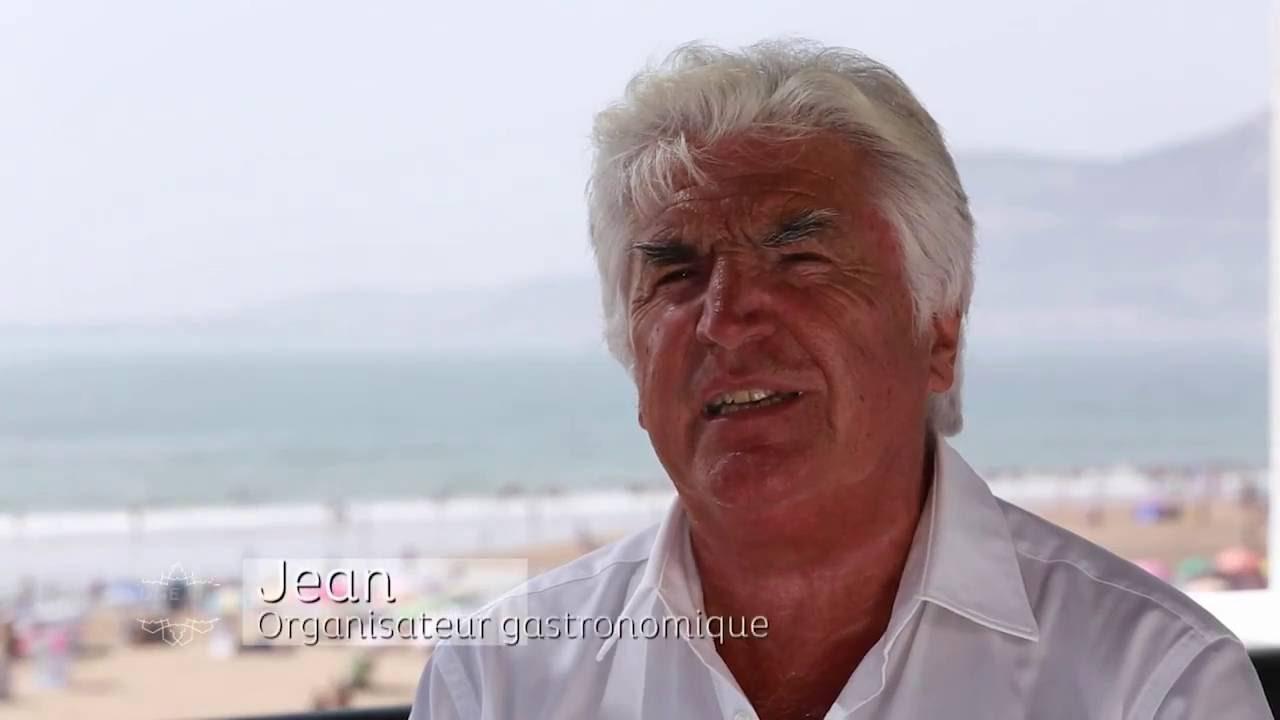 Jean Colin nous parle de son projet professionnel à Agadir dans « Une Vie, Un Pays » sur M6