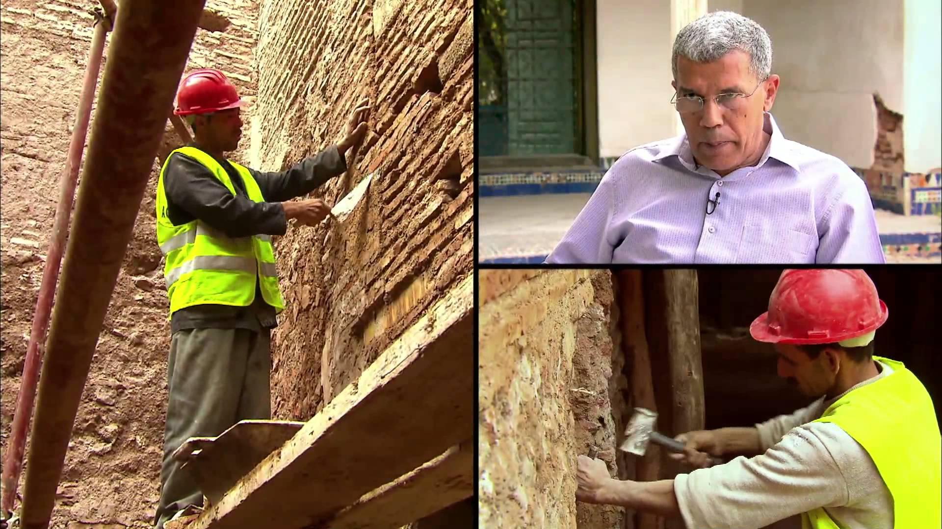 A la rencontre de... Mohamed Lemcherfi - Architecte du patrimoine à Marrakech