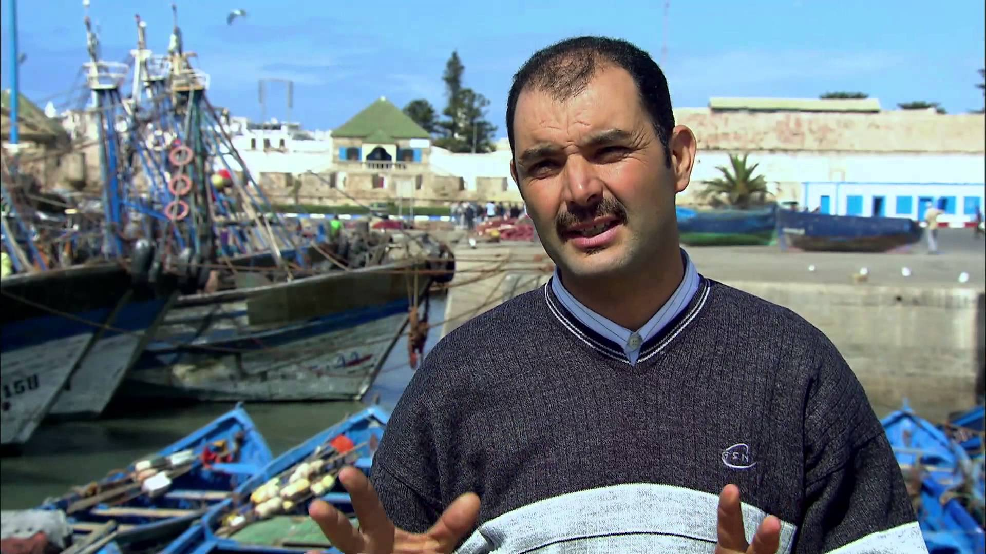 A la rencontre de... Said Laomi - Charpentier de marine à Essaouira