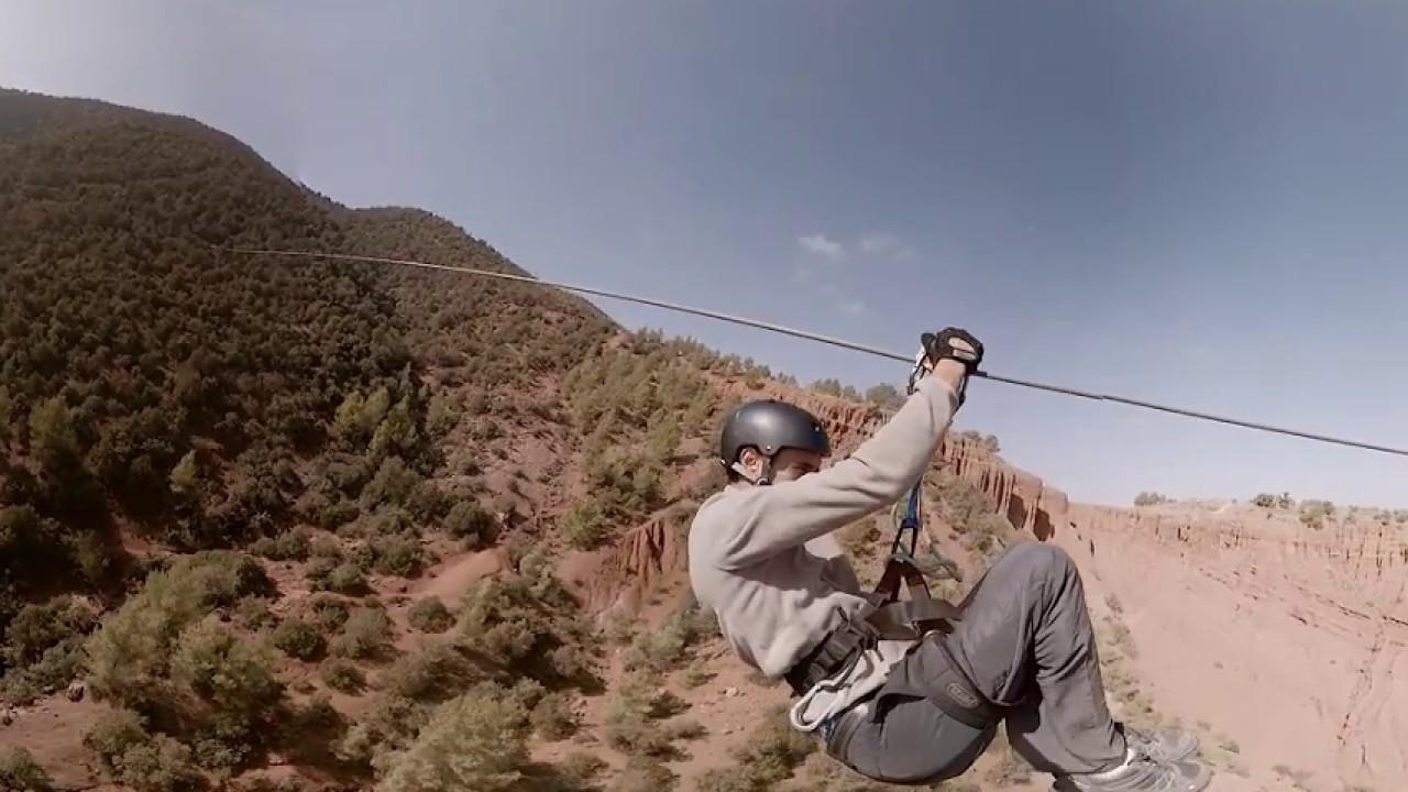 Video Immersive Marrakech
